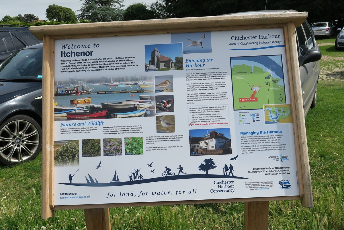 2016 Chichester Harbour Trust